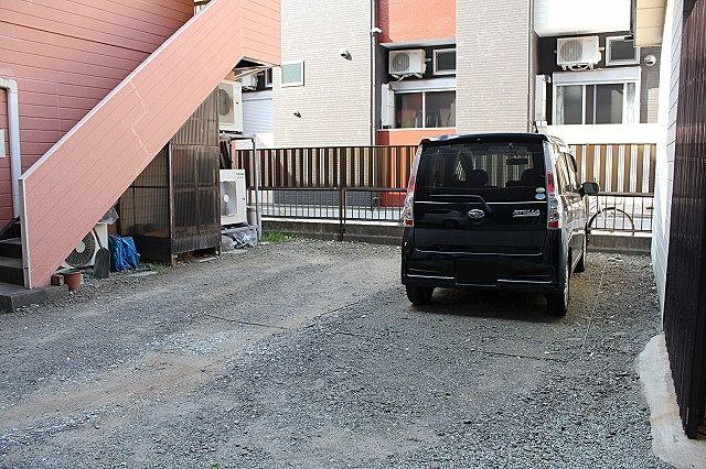 駐車場 軽自動車限定