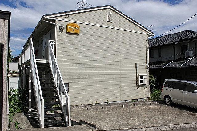 コンフォール上野山 外観写真