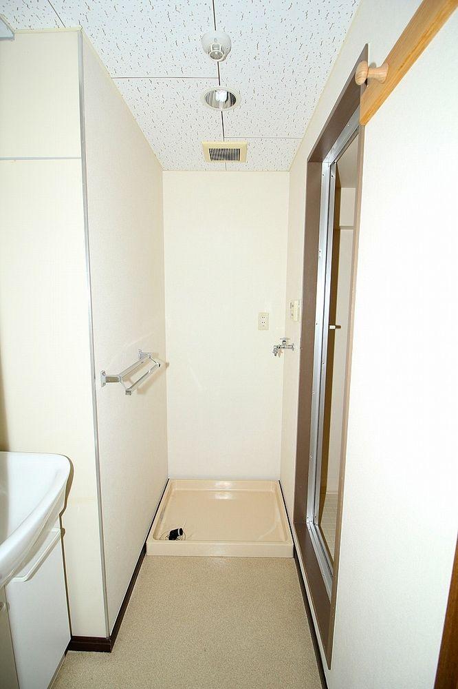 脱衣所、洗濯機置き場