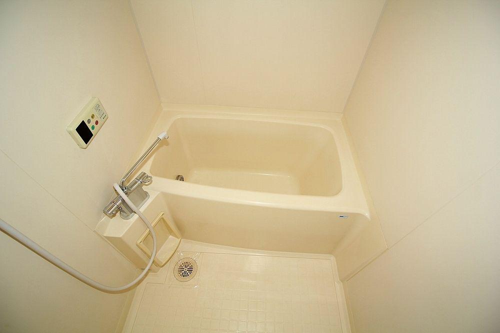追焚が出来る浴室