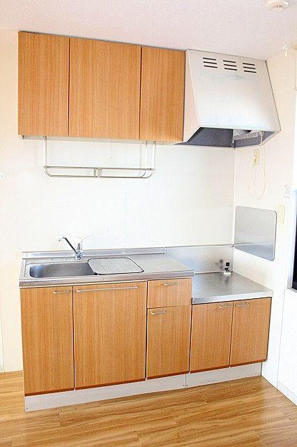 キッチン シンク、収納