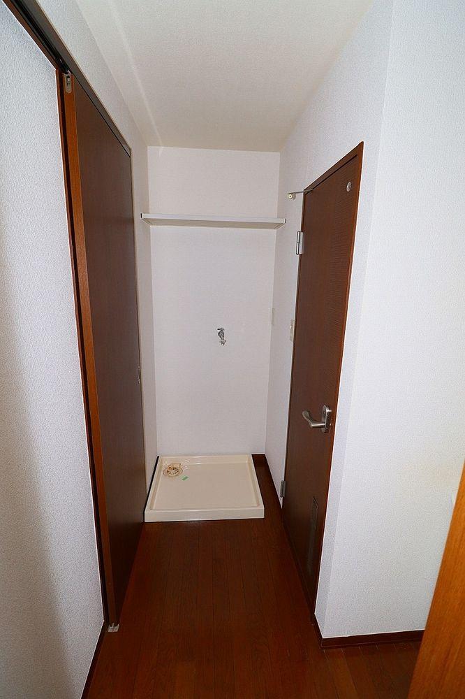 脱衣所、洗面所 洗濯機置き場
