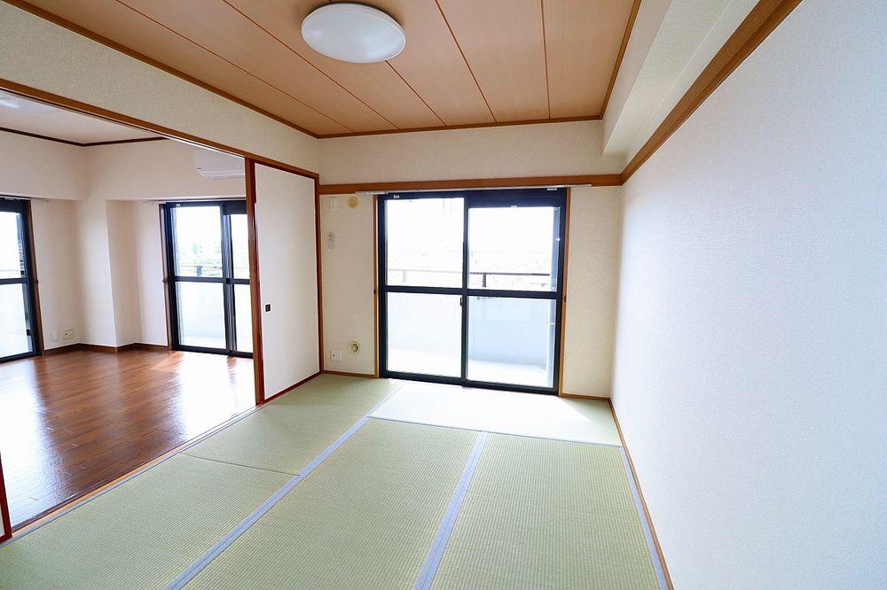 床が柔らかい和室はお子様の遊び部屋としておすすめ