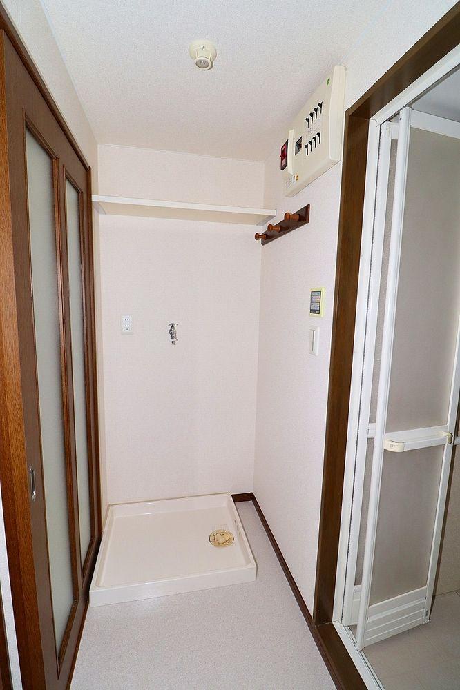 脱衣所 洗濯機置き場