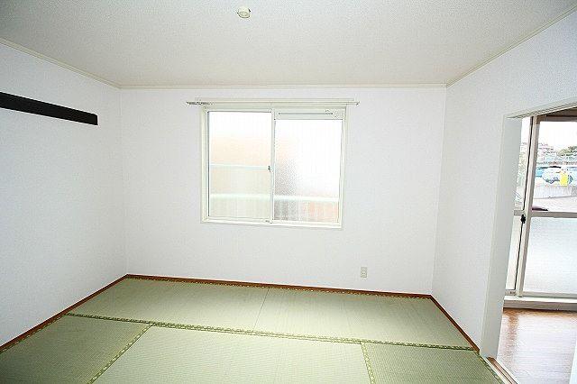明るい和室