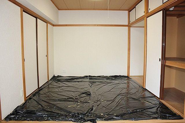 気軽に横になれる和室は魅力♪ LDKと一体利用でさらに広く利用もできます