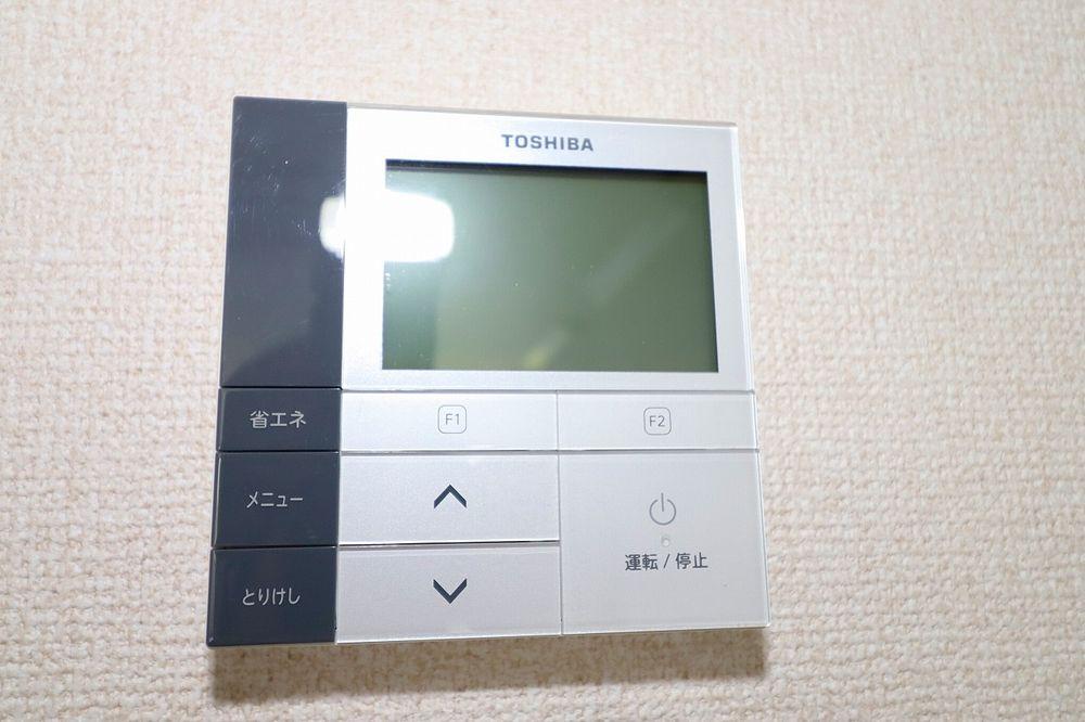 冷暖房リモコン