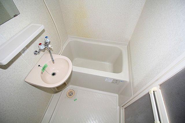 浴室 洗面ボール付き キッチンで歯磨き不要