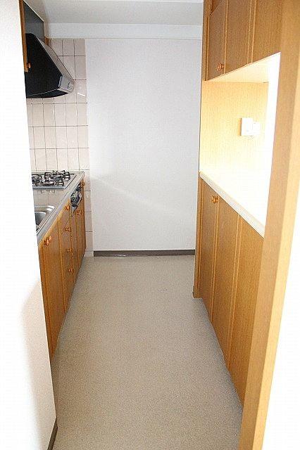 二人でお料理も出来るキッチンスペース