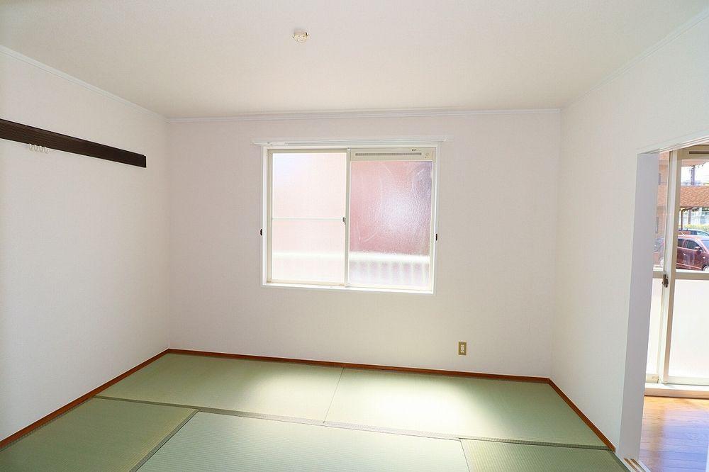 床が柔らかい和室はお子様の遊び部屋としてもおすすめ♪