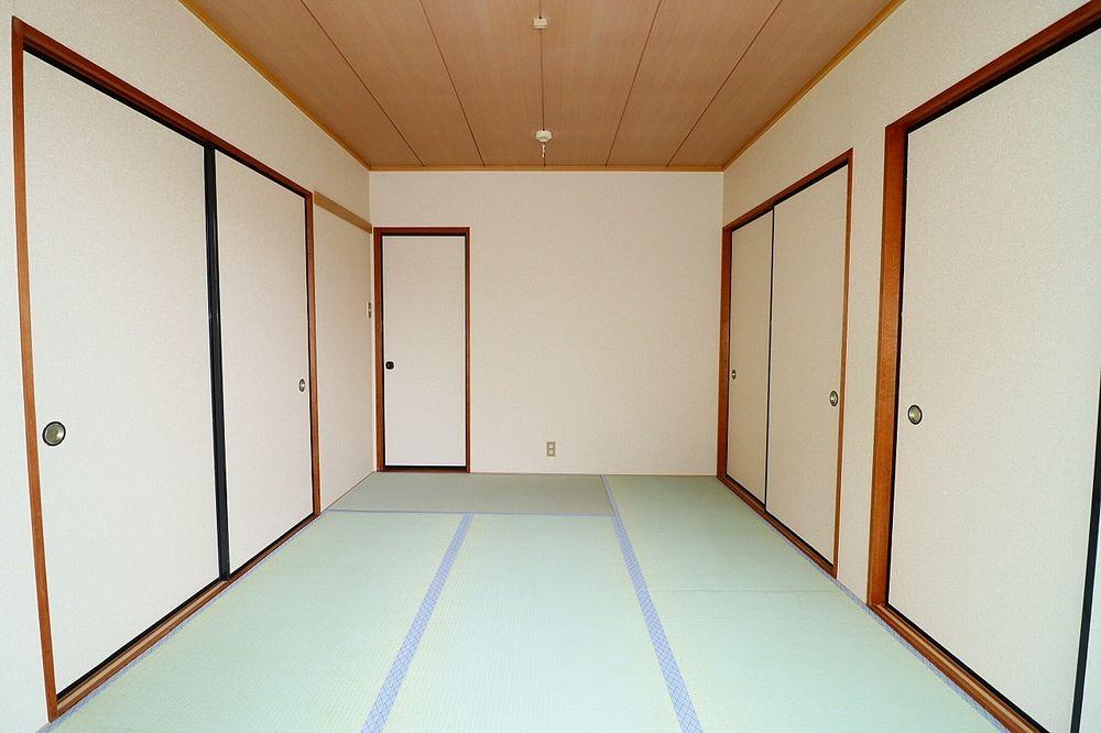 床が柔らかい和室は、お子様の遊び部屋としてもおすすめです