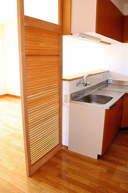 冷蔵庫はこちらへ