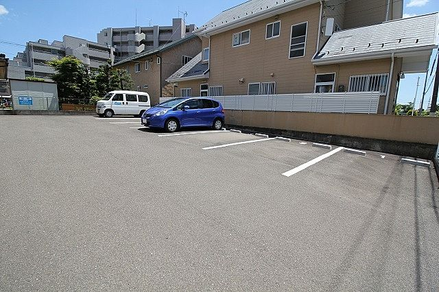 物件 敷地内駐車場