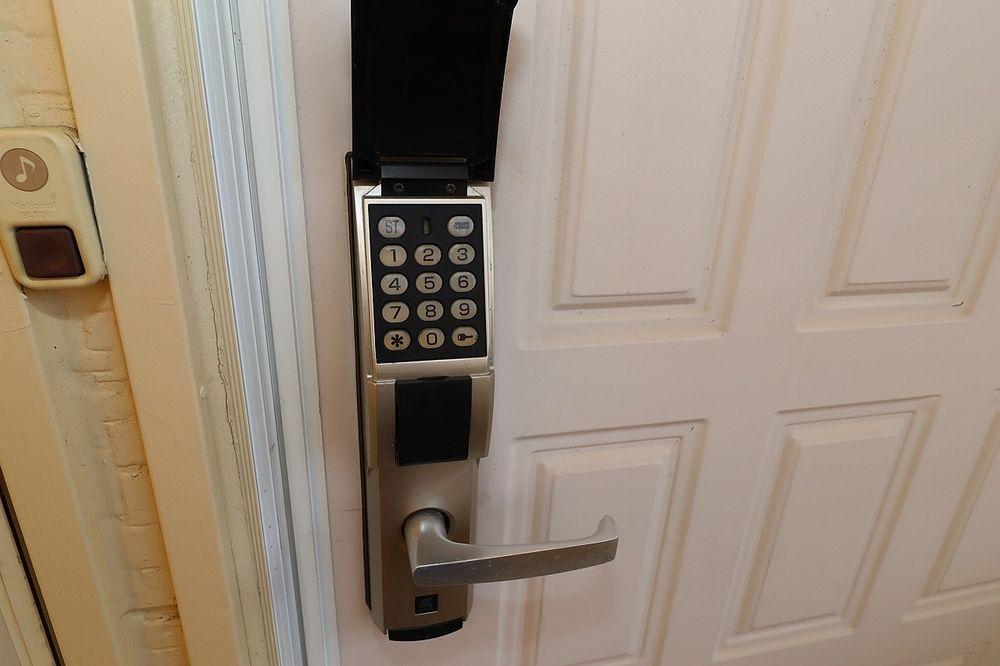デジタルキー対応 鍵を持たず暗証番号で開錠