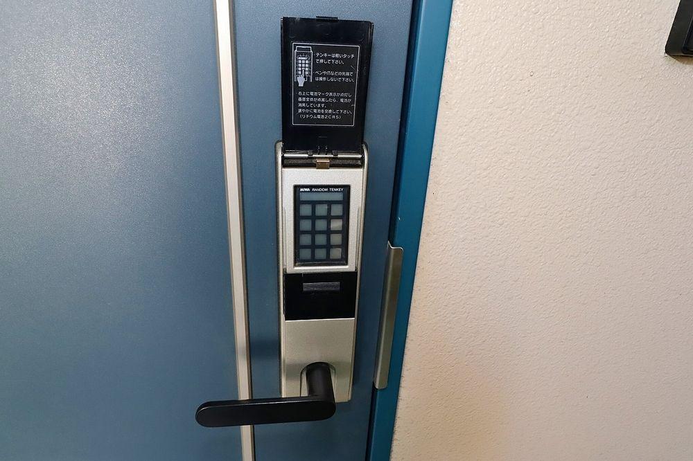 デジタルキー対応 鍵を持たず暗証番号で開錠!