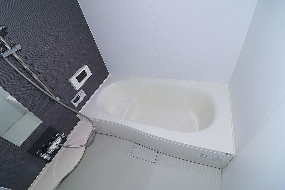 浴室は追焚機能付き