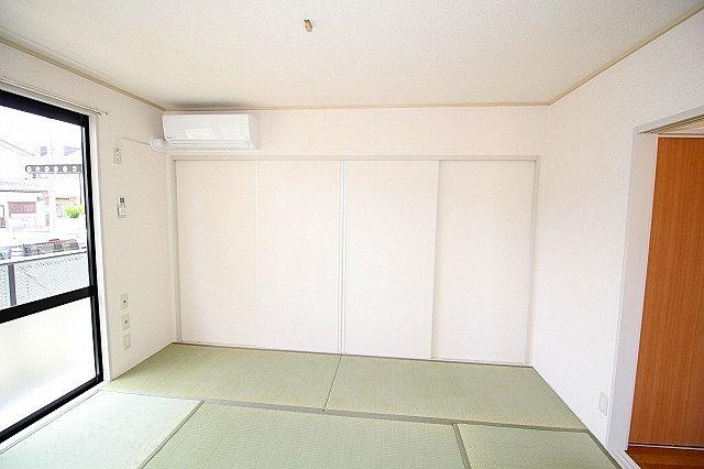 和室も暖かいお部屋