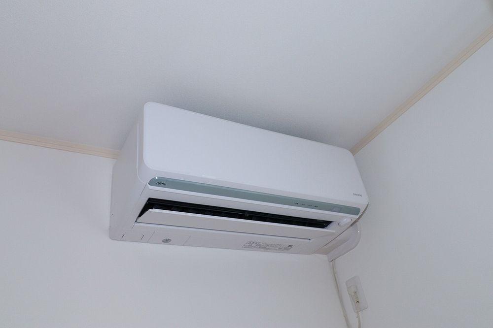 全室エアコン設置