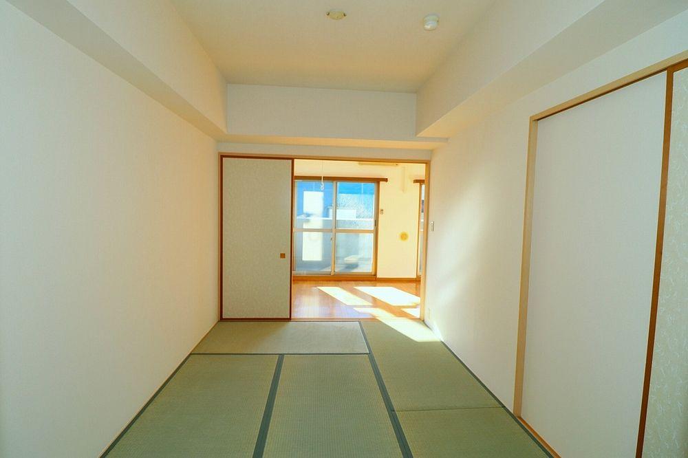 床が柔らかい和室はお子様の遊び部屋としてもおすすめ