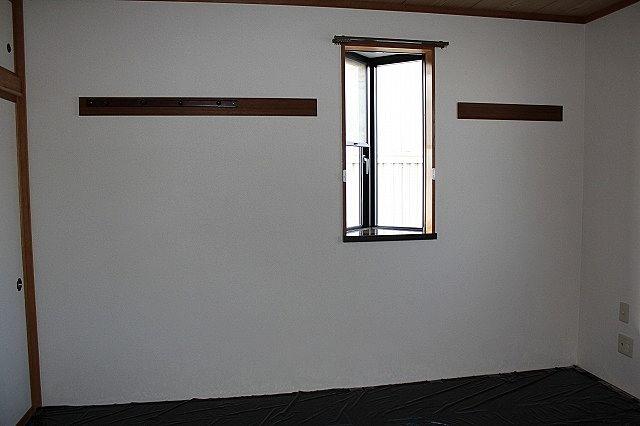 和室の出窓