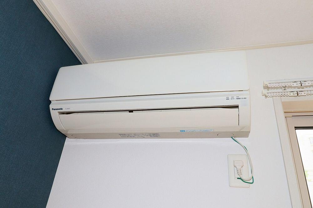 夏本番に向けて、エアコンの確認をお願いします