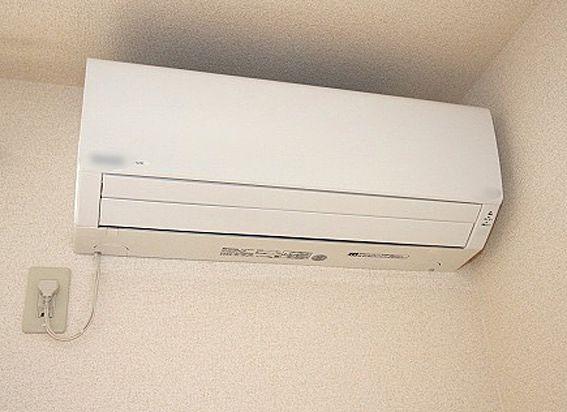 入居募集の際に新品エアコンへ交換
