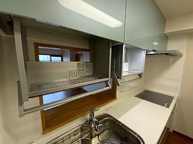 システムキッチン(クリナップ STEDIA ステディアシリーズ)の写真5枚目