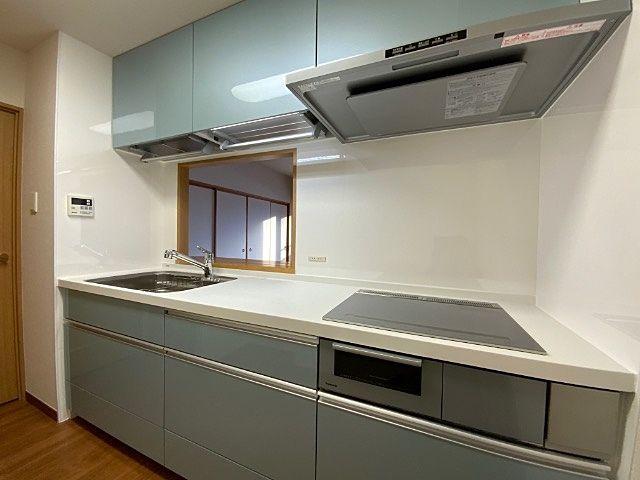 システムキッチン(クリナップ STEDIA ステディアシリーズ)の写真2枚目