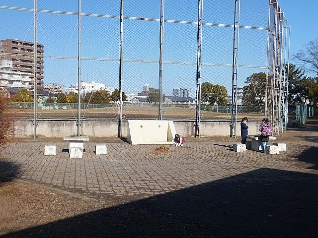 カメイアリーナ仙台(仙台市体育館)外水道