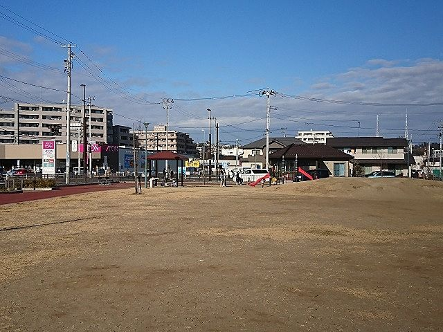 大野田3丁目千刈田公園